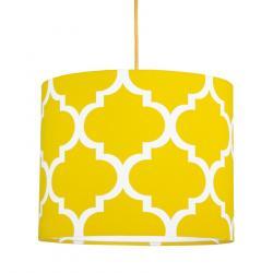 Young Deco - Lampa Sufitowa Mini Żółta Koniczyna