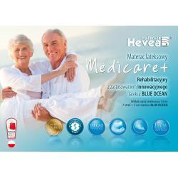 Materac Hevea Family Medicare+ lateksowy 200x180