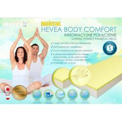 Materac Hevea Body Comfort lateksowy 200x80