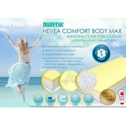Materac Hevea Comfort Body Max lateksowy 200x80