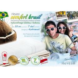 Materac Hevea Brasil 200x140