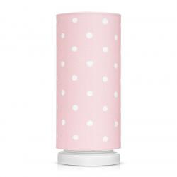 Lamps&Co Lampka Nocna Lovely Dots Pink