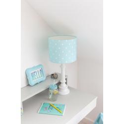 Lampa dla dzieci - Lovely Dots Mint