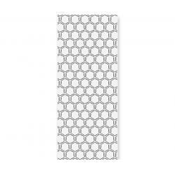 Tapeta Hexagons Simple