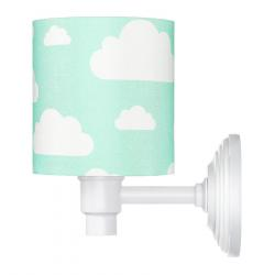 Lamps&Co Kinkiet Chmurki Mint