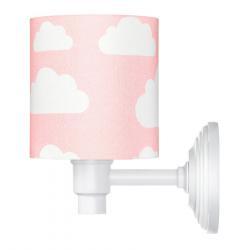 Lamps&Co Kinkiet Chmurki Pink