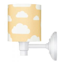 Lamps&Co - Kinkiet Chmurki Mustard