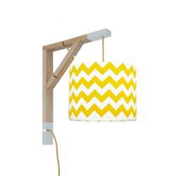 Young Deco - Lampa Simple Chevron Żółty