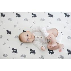 Sleepee - Prześcieradło 140x70 We Care Wiewióry