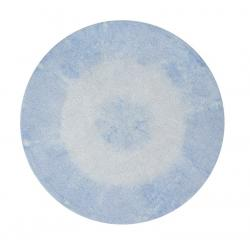 Dywan Tie-Dye Soft Blue