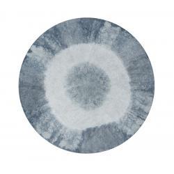 Dywan Tie-Dye Vintage Blue