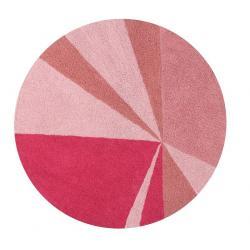 Dywan Geometric Pink