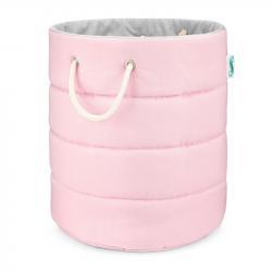 Lamps&Co Kosz Na Zabawki Classic Pink&Grey
