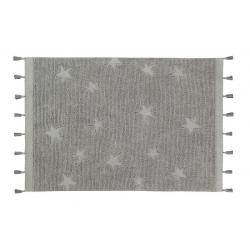 Dywan Hippy Stars Grey
