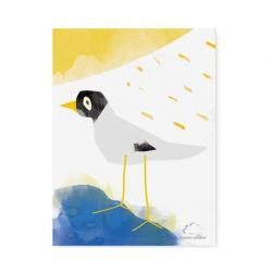 Humpty Dumpty Plakat White Bird