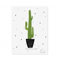 Humpty Dumpty Plakat Cactus Dots