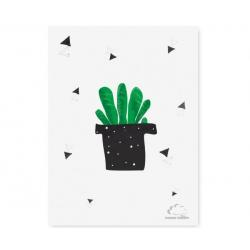 Humpty Dumpty Plakat Cactus Triangles