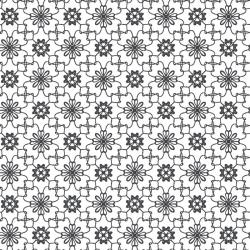 Tapeta Graficzne Kwiaty 27129