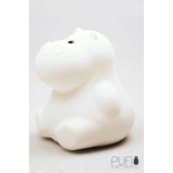 Pufi Lampka Hipopotan