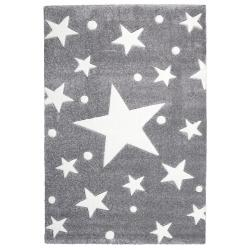 Dywan Magic Stars Grey-White