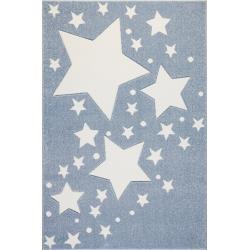 Dywan Milky Way Blue-White