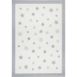 Dywan Pastel Frame Grey