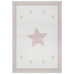 Dywan Pastel Star Pink