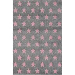 Dywan Star Field Grey-Pink