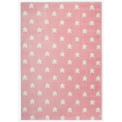 Dywan Star Field Pink-White