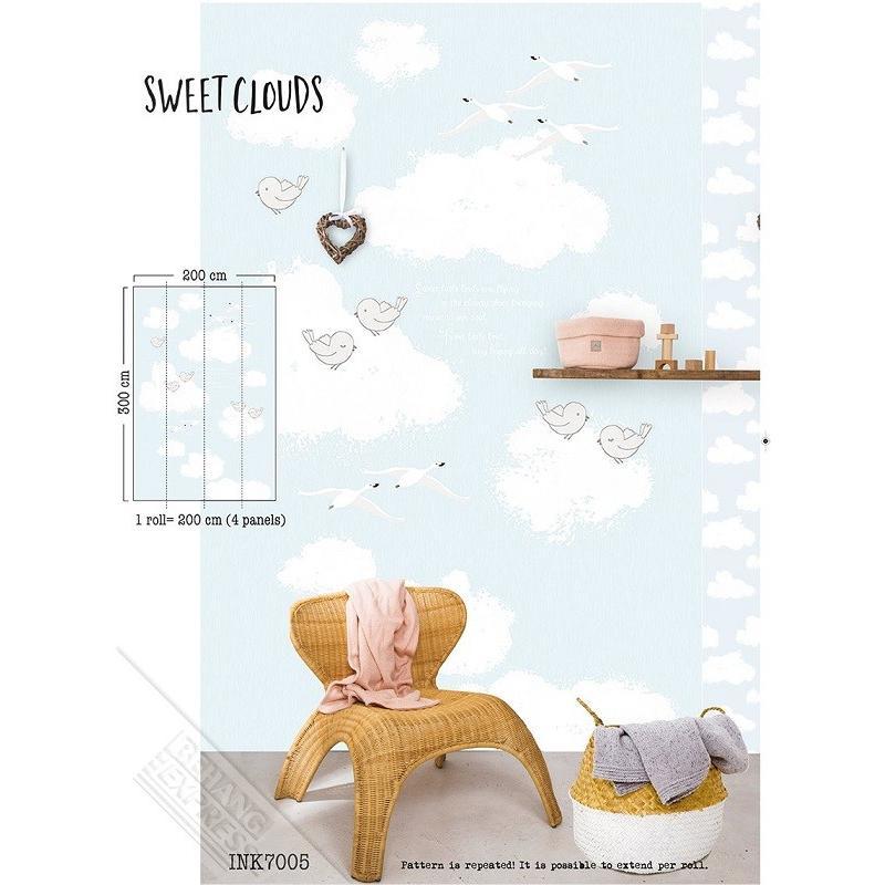 Mural Sweet Clouds INK 7005