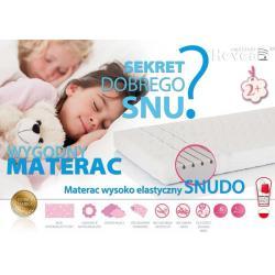 Materac Hevea SnuDo 200x120 AEGIS NATURAL CARE PLUS
