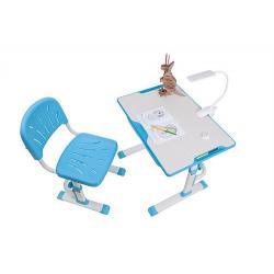 Cubby Lupin Blue Regulowane Biurko + Krzesełko dla Dzieci