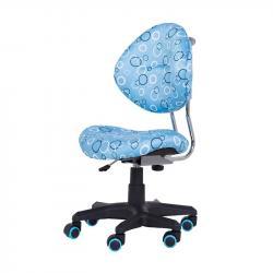 SST5 Krzesełko Dziecięce z Regulacją Wysokości Niebieskie
