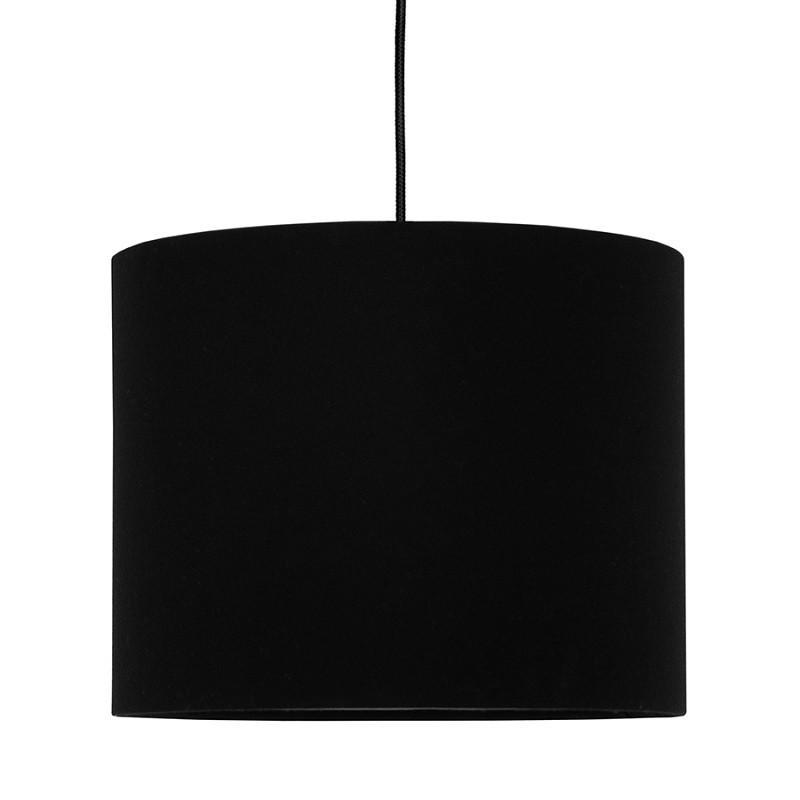 Young Deco - Lampa Sufitowa Mini Czysta Czerń