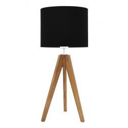 Young Deco - Lampa Na Stolik Czysta Czerń (podstawa do wyboru)