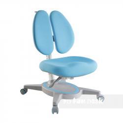 Primavera II Blue Krzesełko Dziecięce z Regulacją Wysokości