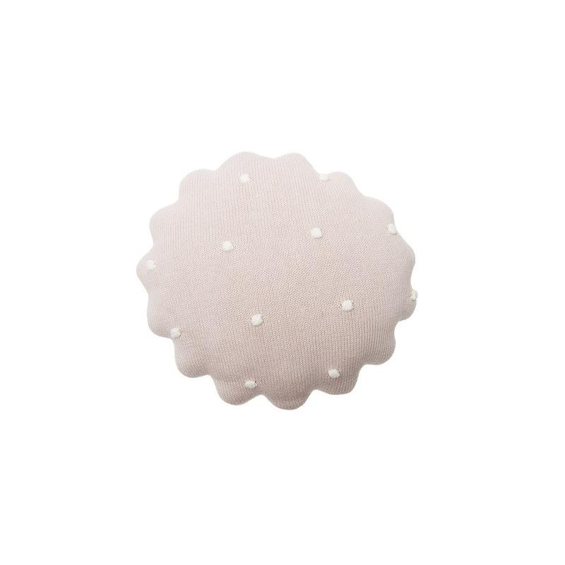 Lorena Canals - Poduszka Round Biscuit Pink Pearl