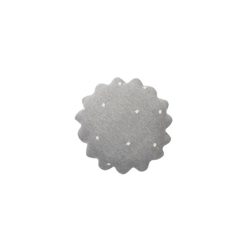 Lorena Canals - Poduszka Round Biscuit Grey