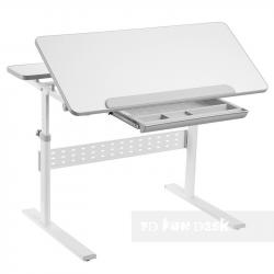 Fun Desk Colore Grey Regulowane Biurko