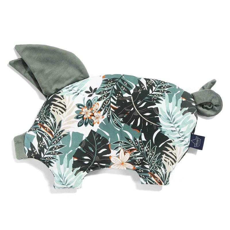 La Millou - Velvet Collection Podusia Sleepy Pig Captain Papagayo Khaki