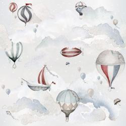 Tapeta Ballons Adventure