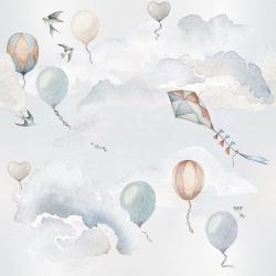 Tapeta Ballons Fairytale
