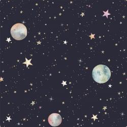 Tapeta Kosmos Podróż przez Galaktykę