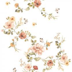 Tapeta Floral Vintage