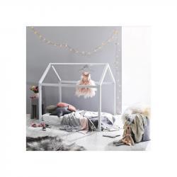 Łóżko Simple 140x70 Biały