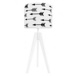 Young Deco - Lampa Na Stolik Strzałki Czarne (podstawa do wyboru)