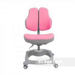 Diverso Pink Krzesełko Dziecięce z Regulacją Wysokości