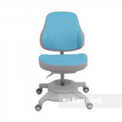 Agosto Blue Krzesełko Dziecięce z Regulacją Wysokości