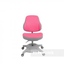 Agosto Pink Krzesełko Dziecięce z Regulacją Wysokości