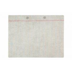 Lorena Canals Dywan bawełniany NOTEBOOK 120 x 160 cm